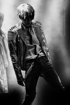 I am SO done with you and your hotness, Kai! Get out!