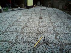 Pflastersteine materia pinterest walkways paving pattern and stone paths - Verlegemuster natursteinpflaster ...