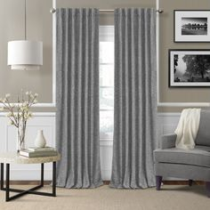 Colton 3 in 1 Blackout Curtain Panel | Joss & Main