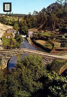 Roman Arch - Matosinhos - Ponte do Carro (Românica), northren #Portugal