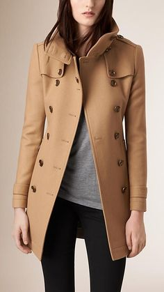 Why does Burberry make the most beautiful trench coats? A girl can dream...