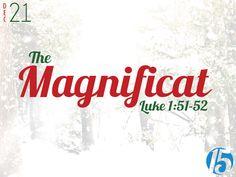 2014-12-21 The Magnificat