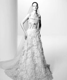 stunning gowns | Wedding Gowns ; Elie Saab is Stunning