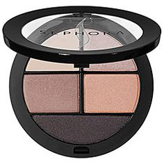 SEPHORA COLLECTION - Colorful Palette  in Almost Nude 09 #sephora