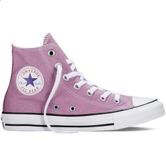 2cd174ac428 Converse Chuck Taylor All Star Fresh Colors – powder purple Sneakers  (15.125 HUF) ❤
