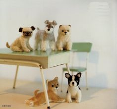 Ebook needle felting dogs animals No.28 by ebooksbooth on Etsy. [i want to make my dog into a plushie]