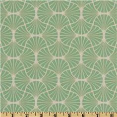 Joel Dewberry Home Decor Heirloom Empire Weave Jade  $12.98 per Yard