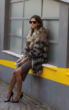 Street Chic - Miroslava Duma