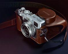 Fujifilm Finepix X100 Leather Case