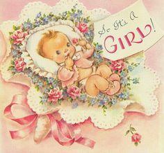 So It's A Girl...