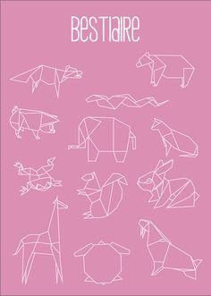 geometric animals - Google-søgning