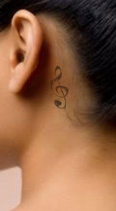 music-note-tattoos-treble-clef-neck
