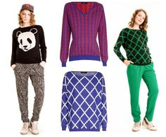 Maternity jumpers. M