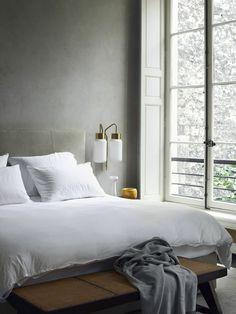 Plus de 1000 id es propos de d co chambre sur pinterest chambres d co et murs noirs for Grande chambre parentale