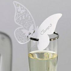 butterfly drink marker