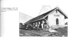 Estação de Oliveira 1912