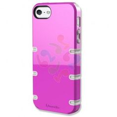 Qmadix iPhone 5 Groove Case - Pink White | RP: $24.00, SP: $19.95