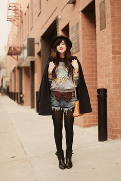 Flashes of Style: Downtown Babes