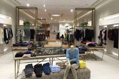 Caulder Moore unveil new retail design for Turkish fashion brand Ipekyol.