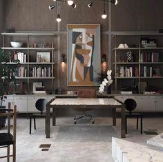 MODERN OFFICE | contemporary decor for your home office|  www.bocadolobo.com #contemporarydesign #contemporarydecor