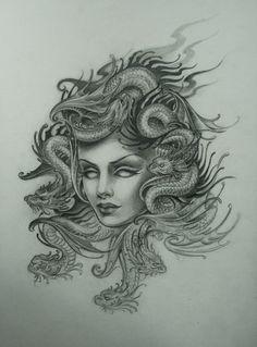 http://www.tattooshunt.com/medusa-head-tattoo-drawing/