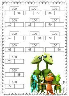 Maths Puzzles, Math Worksheets, Math Resources, Math For Kids, Fun Math, Math Games, Kindergarten Activities, Teaching Math, Math Enrichment