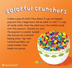 Colorful Crunchers