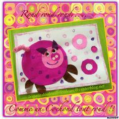 Des ronds pour faire un petit cochon