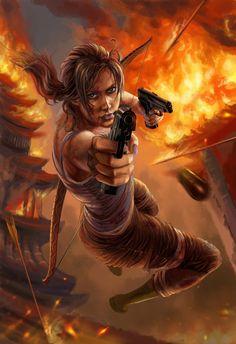 Lara Croft - Tomb Raider - Goshadude89.deviantart.com