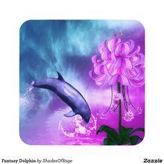 Fantasy Dolphin Coaster