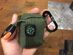 Paracord Pod kit The Friendly Swede (ITA) - YouTube