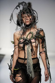 www.nathalieballout.com Opening collection for graduate show London College…