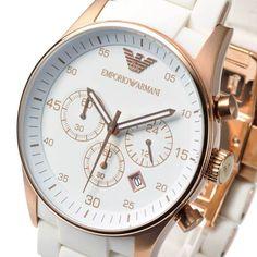 e1b09a383fe Relógio Emporio Armani™ – AR5919 – Réplica Premium AAA+