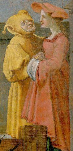 c. 1520s - Die Augsburger Monatsbilder (The Augsburg Mural) Sommer:September