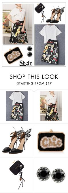 """""""Like a butterfly"""" by simona-altobelli ❤ liked on Polyvore featuring Chicnova Fashion, Guide London, Betsey Johnson, women's clothing, women's fashion, women, female, woman, misses and juniors"""