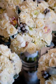 Wonderful Winter Blend of Florals and Berries!