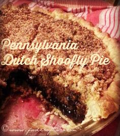 Nothing says homestyle cooking more than a freshly baked Pennsylvania Dutch Shoofly pie. Prefer a dry or wet bottom pie? From our bake oven to yours!