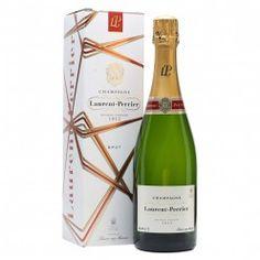 Laurent Perrier Brut NV Champagne - Gift Box