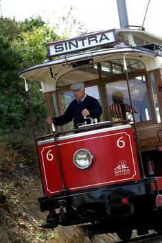 Tram - Sintra & Praia das Maçãs, Lisboa, Portugal