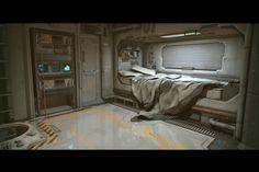 ship cabin