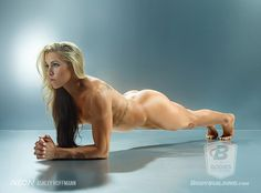 Bodies Of Work / Ashley Hoffmann is a WBFF pro fitness model, Neon Sport athlete, and cover model.
