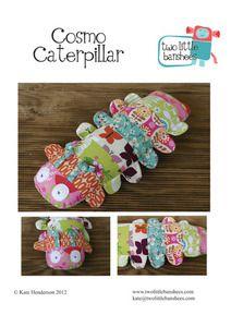 Softies caterpillar pattern