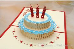 Wholesale christmas cards online, christmas greeting and christmas greeting card which provided by xhfashionstore are all of good design from China. Get 2015 hot sale 3d handmade card pop up gift greeting 3d cards handmade paper cards greeting card birthday cake on DHgate. com.