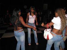 Bobby V at OPM Nightclub with HB Models representing Billie Jeanz