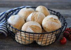 FINE RUNDSTYKKER MED FULLKORN Wok, Creme Brulee, Pavlova, Hamburger, Spicy, Muffin, Rolls, Bread, Baking