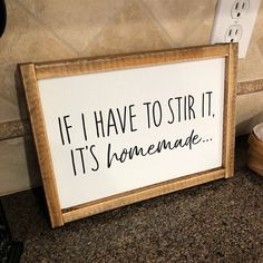 Simple room: ideas for decorating a room with few features - Home Fashion Trend Funny Kitchen Signs, Kitchen Humor, Farmhouse Kitchen Decor, Farmhouse Signs, Modern Farmhouse, Kitchen Modern, Kitchen Ideas, Home Decor Signs, Diy Signs