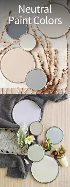 Using neutral paint colors is one of our favorite ways to warm up a room. Picking the best neutral color scheme for your home is the first step, but we'll also show you how to decorate with gray, beige, and white decor. You'll soon discover from these rooms that neutral colors are anything but boring!