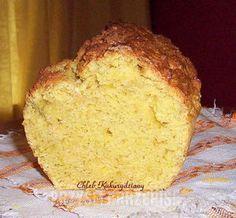 Chleb kukurydziany na proszku do pieczenia