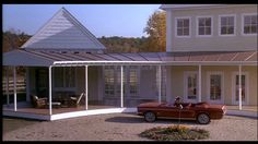 The house from the movie Housesitter. First time this movie came out I wanted to live in that house.