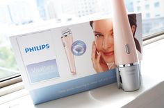 Philips VisaPure Facial Cleansing Brush + Giveaway